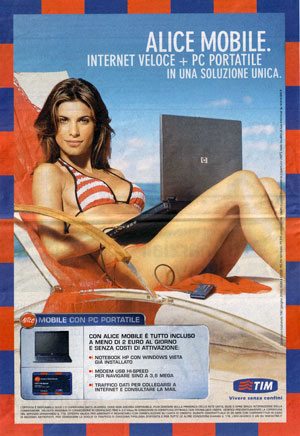 Setteb it laptop hp alice affare fatto apple dov for Offerta telecom per clienti da piu di 10 anni