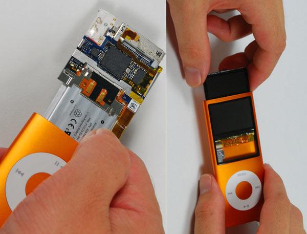 ipod nano batteria